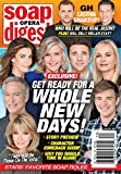 Soap Opera Digest Magazine - July 24, 2017 - Deidre Hall, Drake Hogestyn, Alison Sweeney, Chandler Massey (Days of Our Lives)