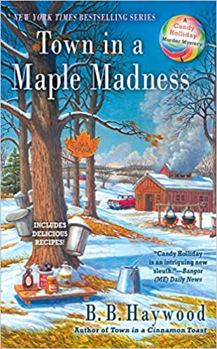 Amazon Town In A Maple Madness Candy Holliday Murder Mystery