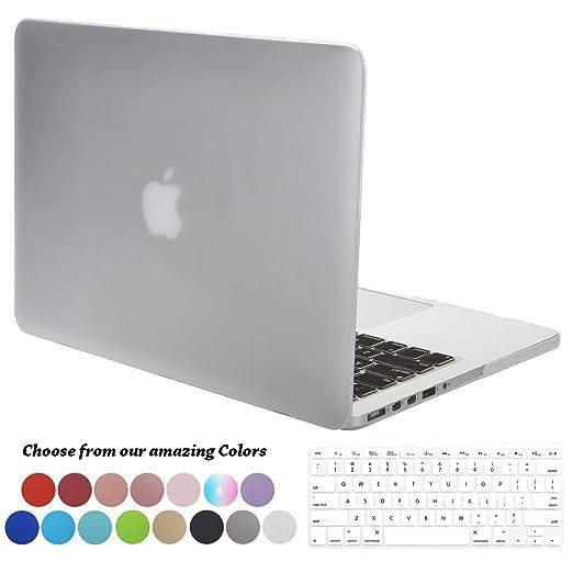 244 opinioni per Custodia MacBook Pro 13 pollici retina,TECOOL [Ultra Sottile Serie] Plastica