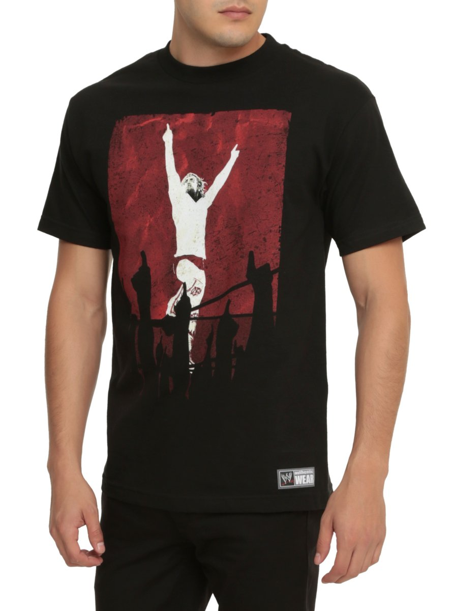 WWE Daniel Bryan Yes Revolution T-Shirt 2XL by Hot Topic