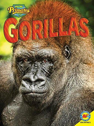 Gorillas (Amazing Primates) pdf