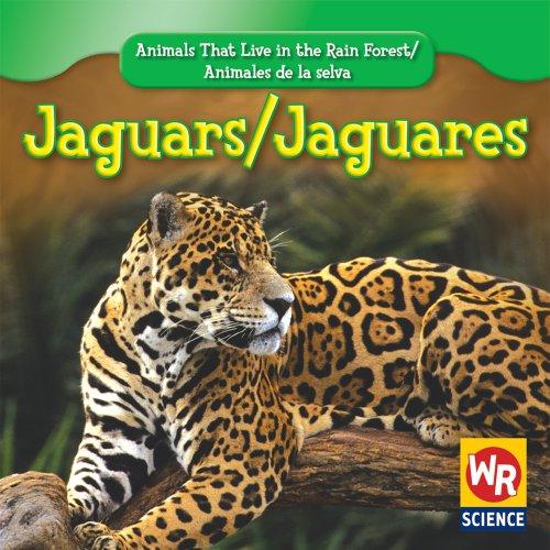 Jaguars  Jaguares  Animals That Live In The Rain Forest  Animales De La Selva   English And Spanish Edition