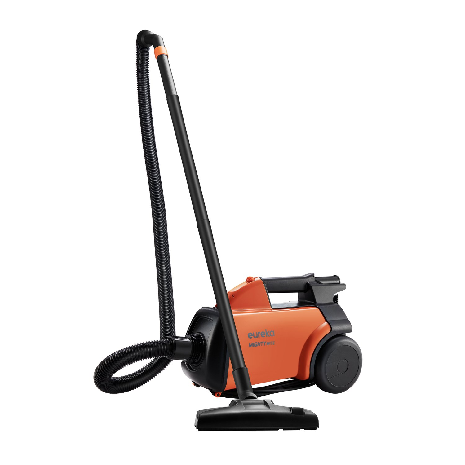 Eureka 3671A Mighty Mite Deluxe Canister Vacuum, Corded
