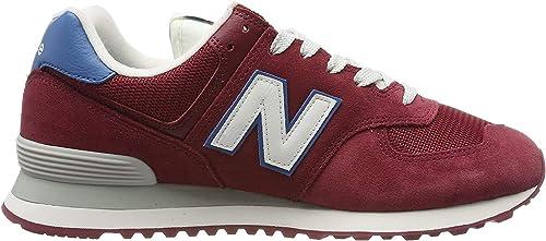 New Balance Herren 574v2 Sneaker, blau