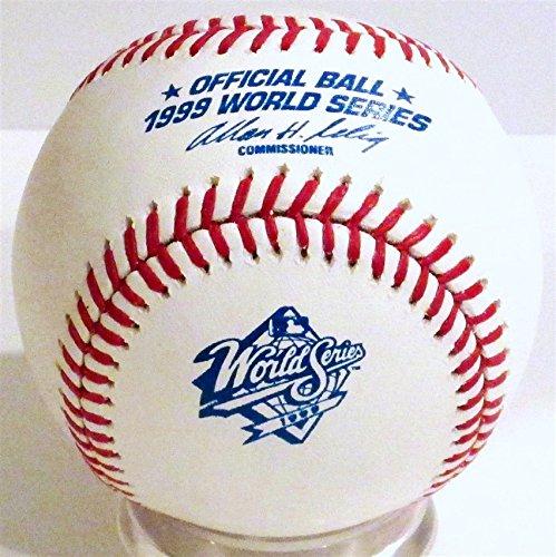 Rawlings 1999 Official World Series Game Baseball (New York Yankees World Series Championships 1999)