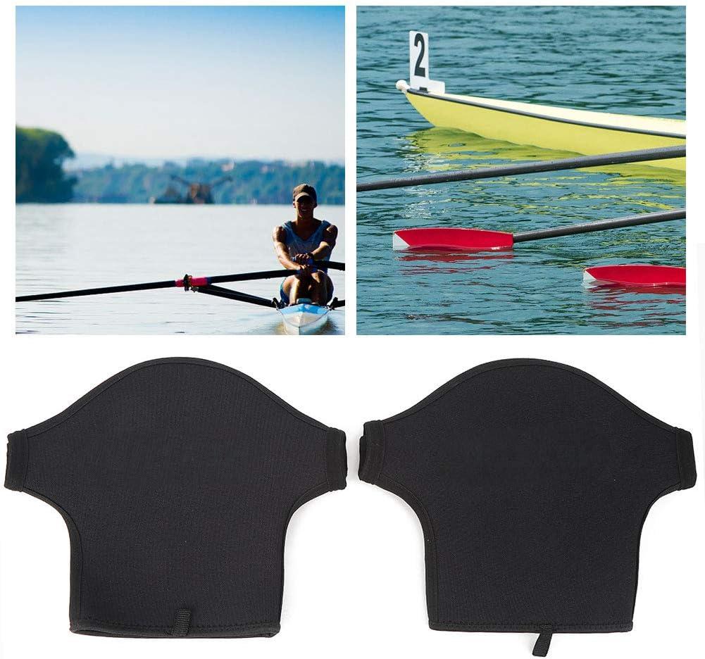 Paddeln MAGT Kajak-Paddelhandschuhe wasserdichte Kanufahren und Rafting verschlei/ßfeste Schutz-Angelhandschuhe zum Kajakfahren