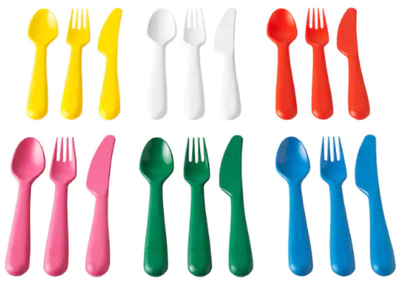 2 X KALAS Cutlery x 6 New /& Packed