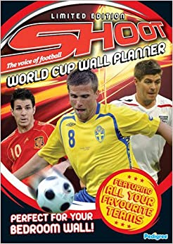 Book Shoot World Cup Planner Winter 2009