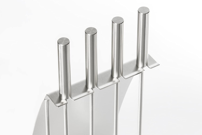 amazon com blomus stainless steel fireplace tool set home u0026 kitchen