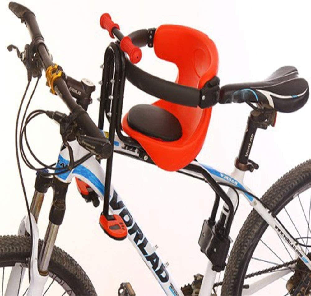 wangt Silla De Bebé para Bicicleta Portabebés De Seguridad para ...