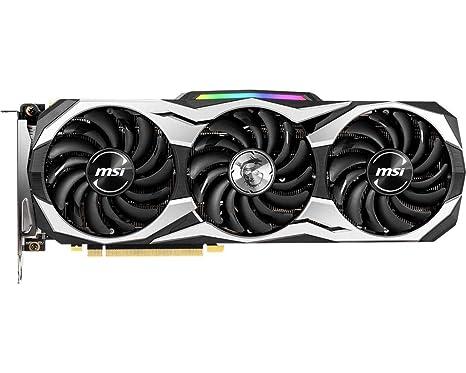MSI vga2-n2080ti-d11g Tarjeta gráfica GeForce RTX 2080ti ...