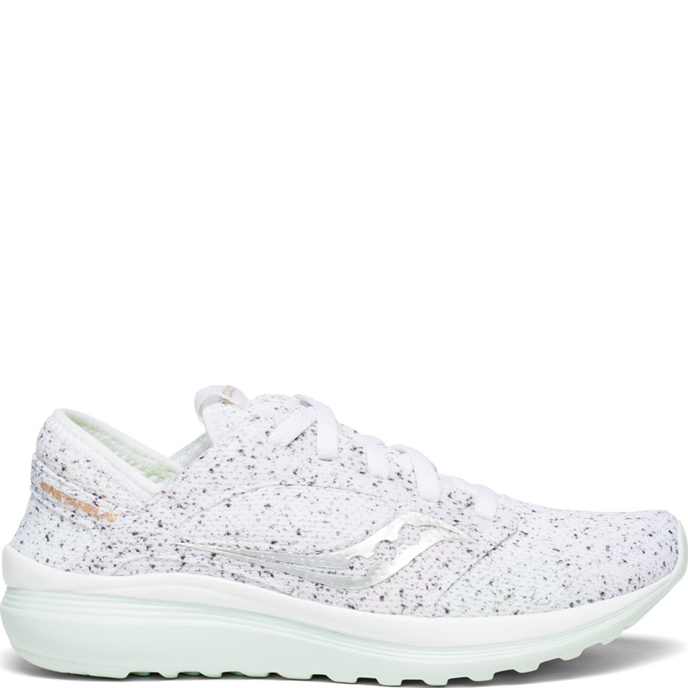 Saucony Women's Kineta Relay Running Shoe B077Y28S5C 6.5 M US|White