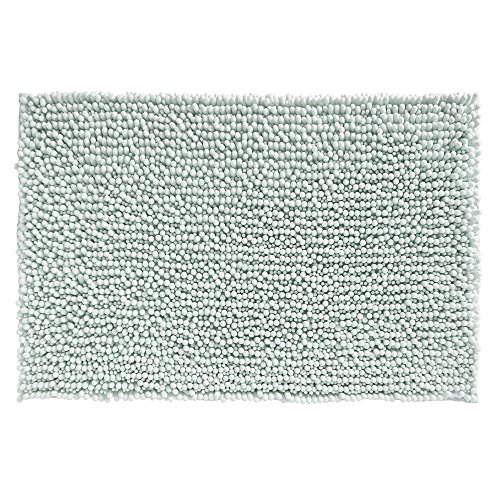 InterDesign Microfiber Frizz Bathroom Shower Accent Rug - 30