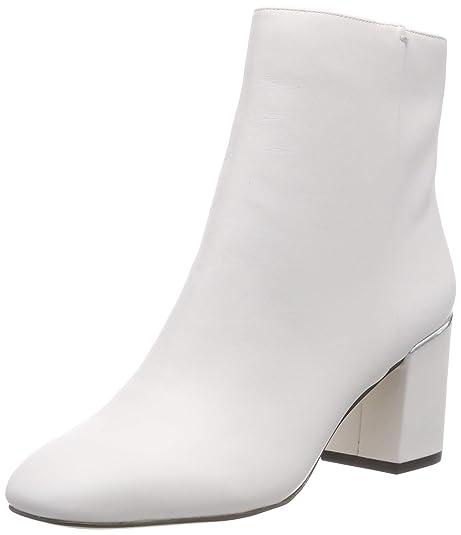 440c1b2f ALDO Seiria, Botines para Mujer, Blanco (White 70), 36 EU: Amazon.es:  Zapatos y complementos