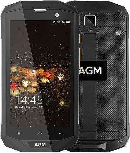 AGM A8 Smartphone Android 7.0 IP68 Impermeable Anti-Agua, Antí ...