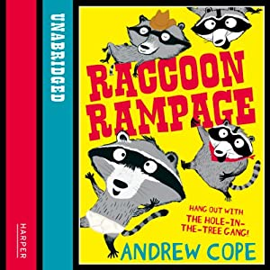Raccoon Rampage Audiobook