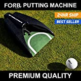 FORB Golf Putt Returner | Practice Your Putting at Home | Auto Return Mechanism