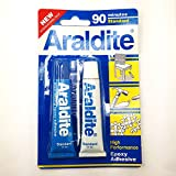 ARALDITE AB EPOXY ADHESIVE GLUE 90 MINUTES RAPID from Mychobos (Crystal-Wholesale)
