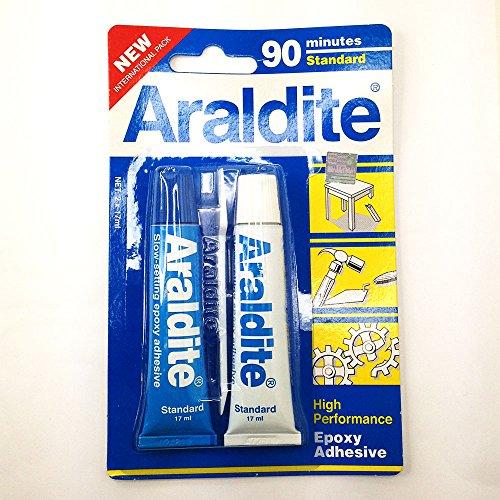 ARALDITE AB EPOXY ADHESIVE GLUE 90 MINUTES RAPID from Mychobos (Crystal-Wholesale) by Crystal-Wholesale (Image #1)