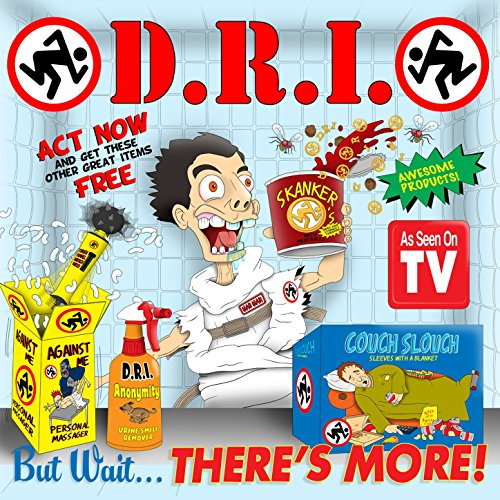 D.R.I.-But Wait Theres More-REPACK-7INCH VINYL-FLAC-2016-FATHEAD Download
