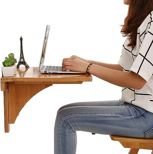 Mesa de pared Escritorio para Computadora Portátil De Pared ...