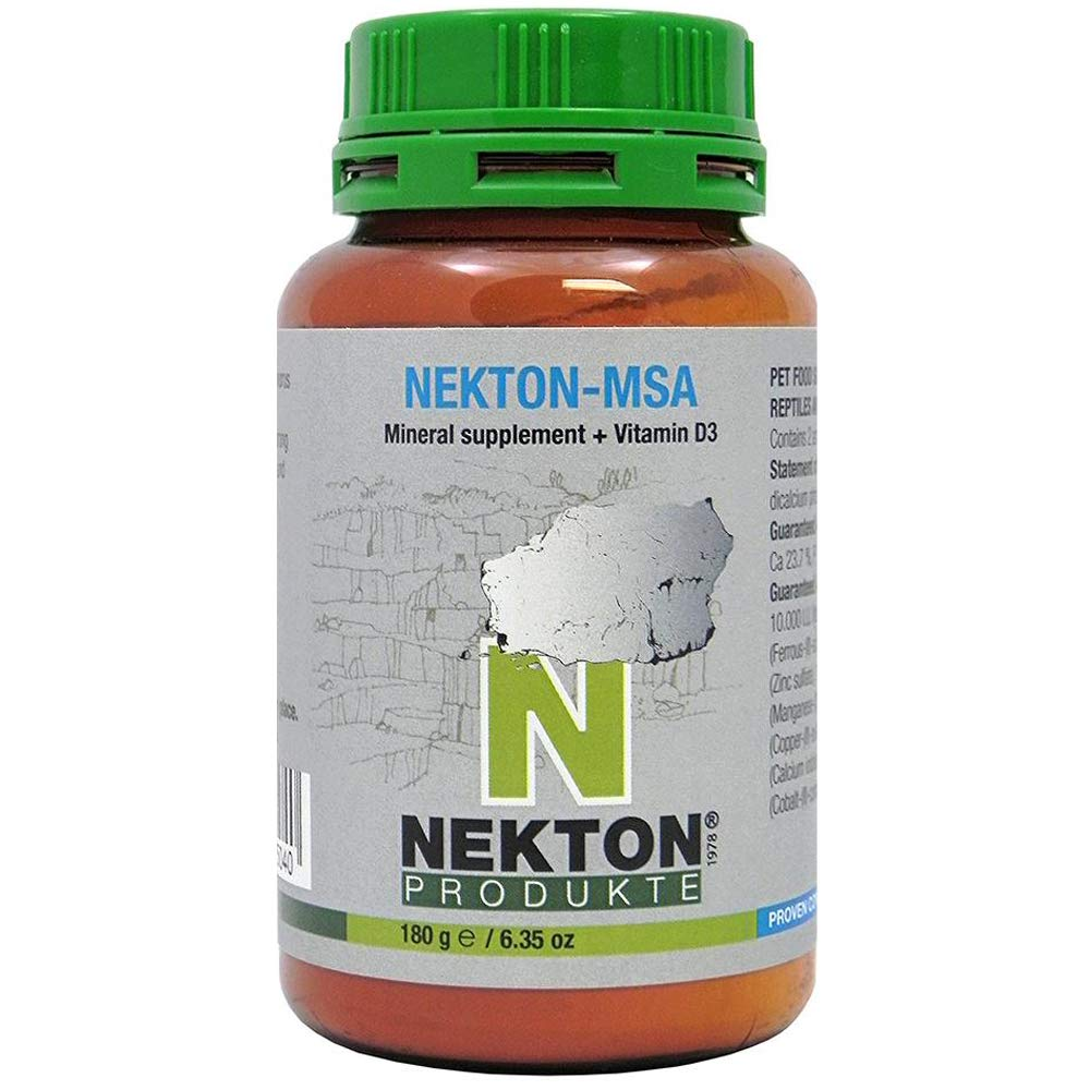 Nekton-MSA High-Grade Mineral Supplement for Pets 180gm
