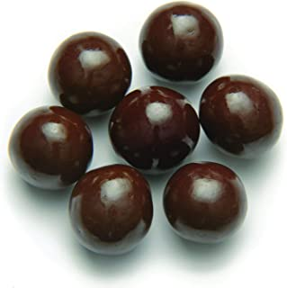 product image for Sconza, Dark Chocolate Malt Balls 52% Cacao (2.500 Lbs)