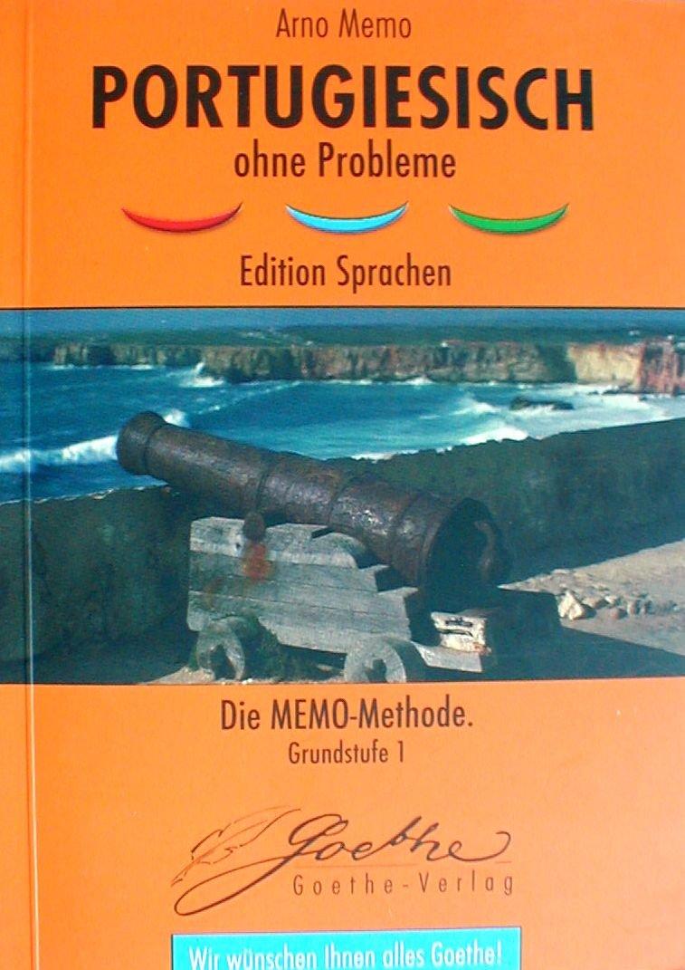 Portugiesisch ohne Probleme - Buch: Die Memo-Methode Grundstufe 1