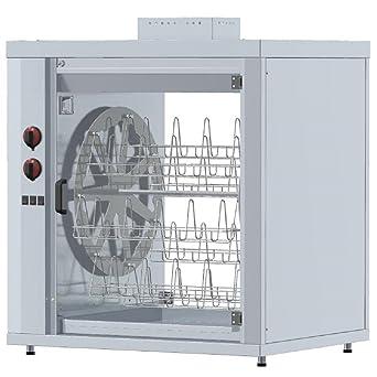 macfrin 53350 G14 Swing bandejas eléctrico horno de convección, 1000 mm de largo x 800