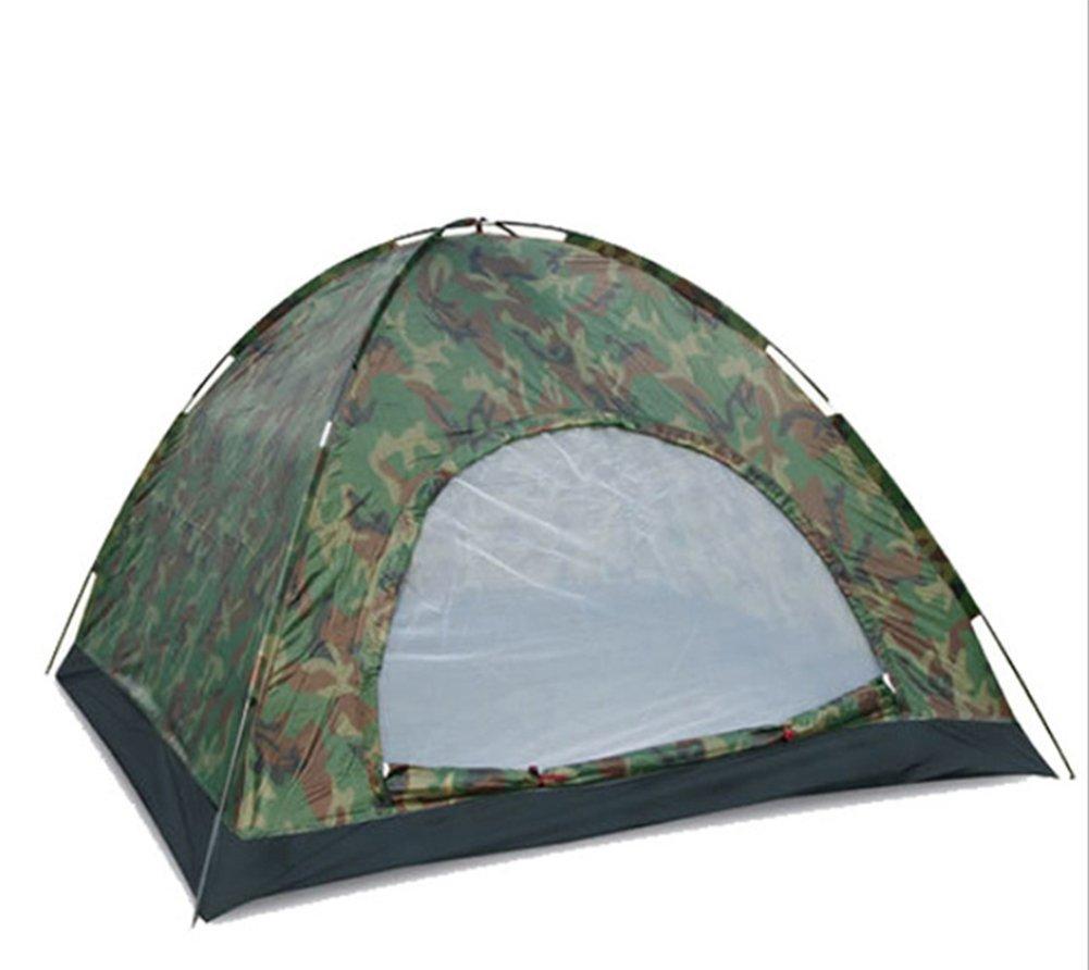 AGGL Zelt 3-4 Personen Wasserdicht Sonnencreme Zelt Draussen Camping Tourismus Artikel