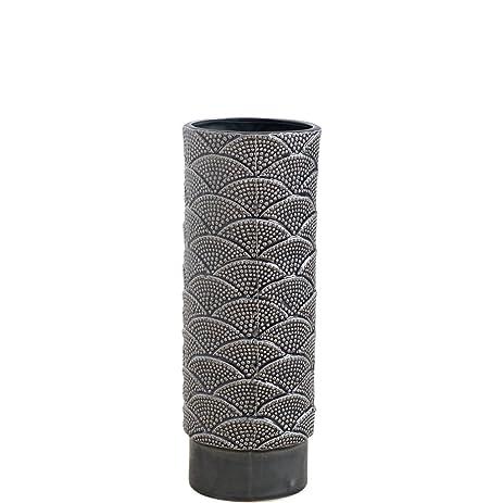 Amazon Mercana Art Decor 30983 Vases Grey Home Kitchen
