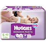 Huggies Wonder Pants Small Size Diapers (42 Count)