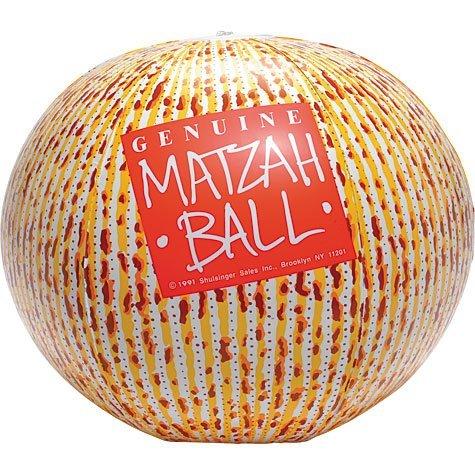 Passover Matzah Inflatable Ball by Shulsinger Judaica