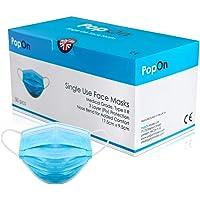 Medische kwaliteit (type IIR) wegwerp gezichtsmasker 3 laags (ply) Britse makelij