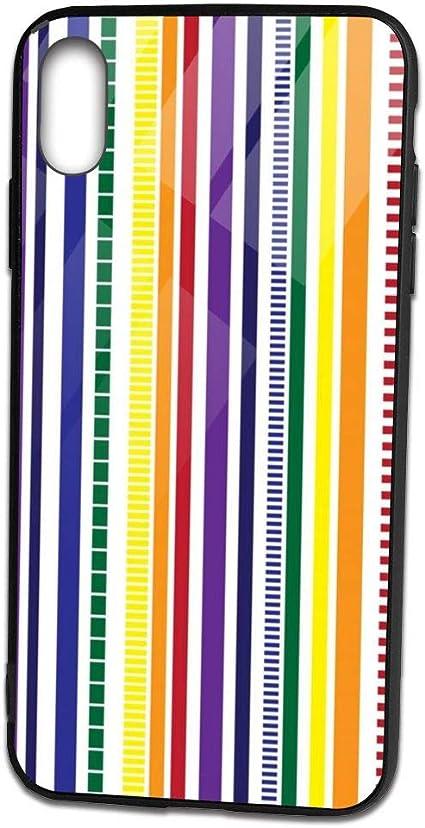Rainbow Stripe Gay Pride Phone Case
