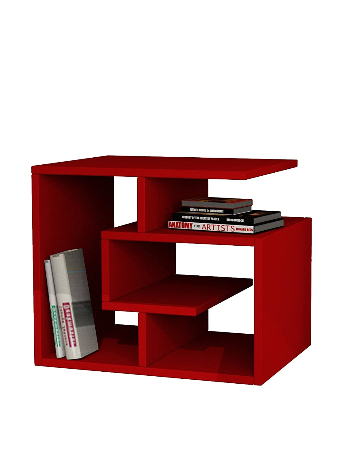 Decortie by homemania Table d'appoint Labirent