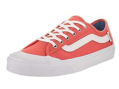 5b281414b822d9 Vans Women s Black Ball SF Deep Sea Coral Skate Shoe 8.5 Women US ...