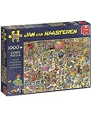 Jumbo, Jan Van Haasteren – Leksaksbutik, Pussel för vuxna, 1 000 stycken