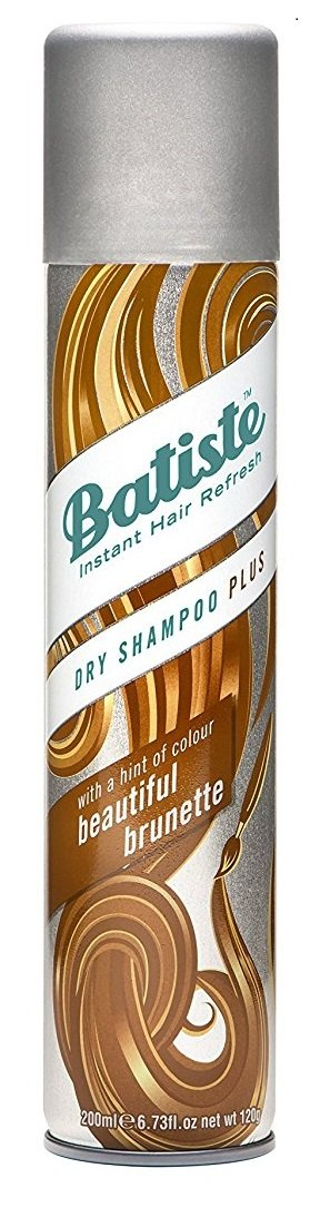 Batiste Dry Shampoo, Medium and Brunette, 6.73 Fluid Ounce