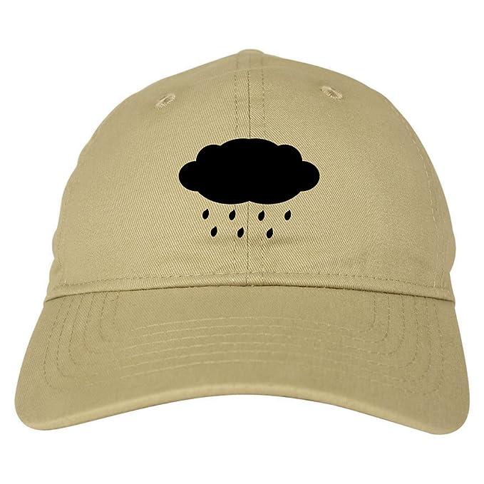 Rain Cloud Dad Hat Baseball Cap Beige at Amazon Men s Clothing store  45dec43a9da