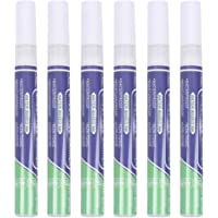 TOYANDONA 6pcs Grout Tile Pen Grout Restorer Pen Renew Repair Marker for Tile Wall Floor