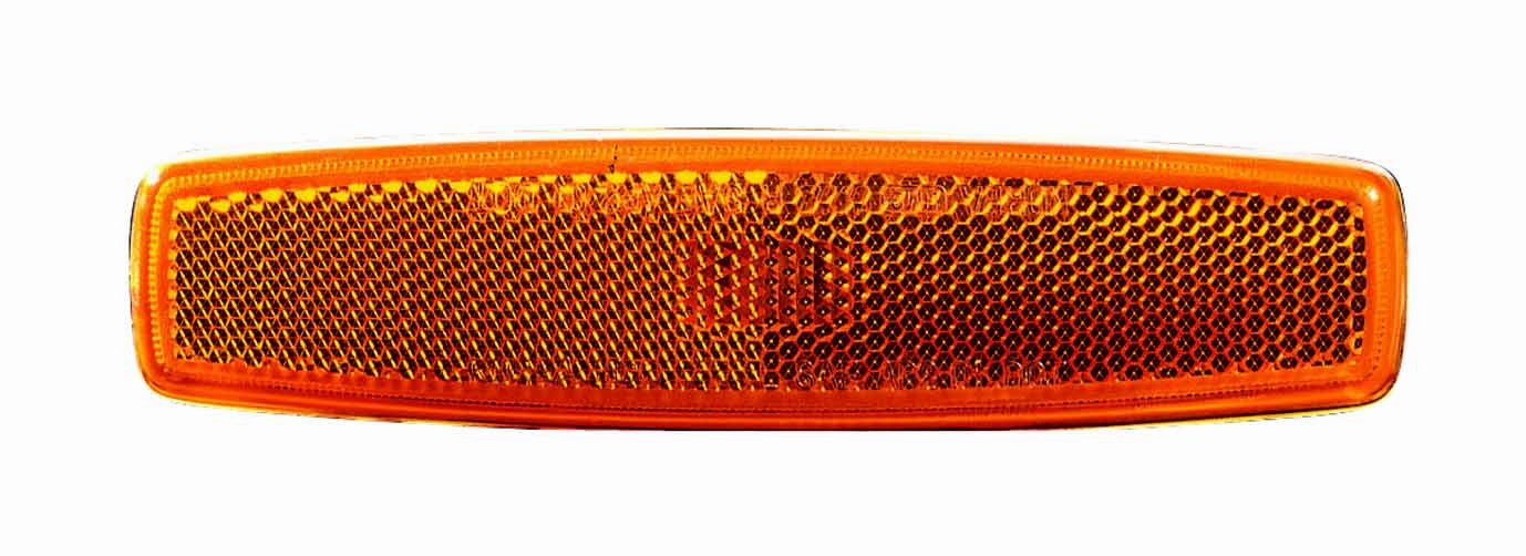 Depo 321-1410L-AC Hyundai Accent Front Driver Side Marker Lamp Assembly