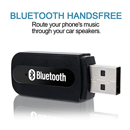 How to listen to music through bluetooth in car