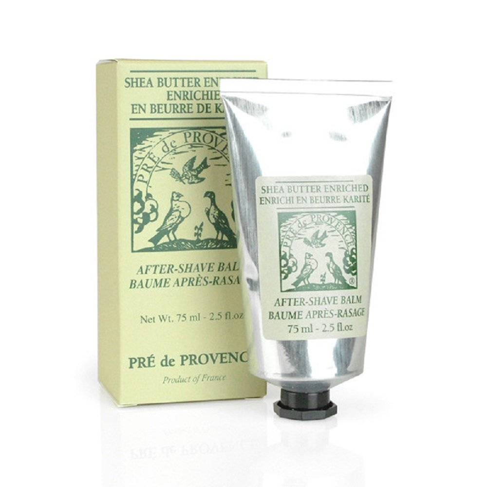 Pre de Provence Shea Butter Enriched Men's After Shave Balm, 2.5 Ounce