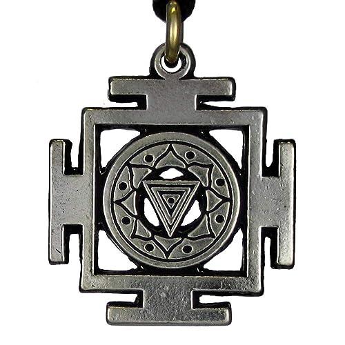 Amazon.com: Kali Yantra de transformación hindú diosa ...