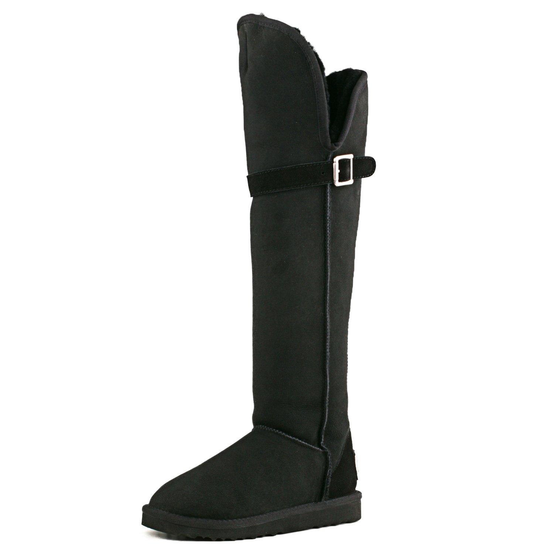 AUSLAND Women's Sheepskin Tall Boot SA039