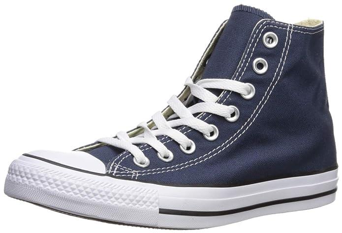 Converse Chuck Taylor All Star High Top Sneakers Damen Herren Unisex Blau