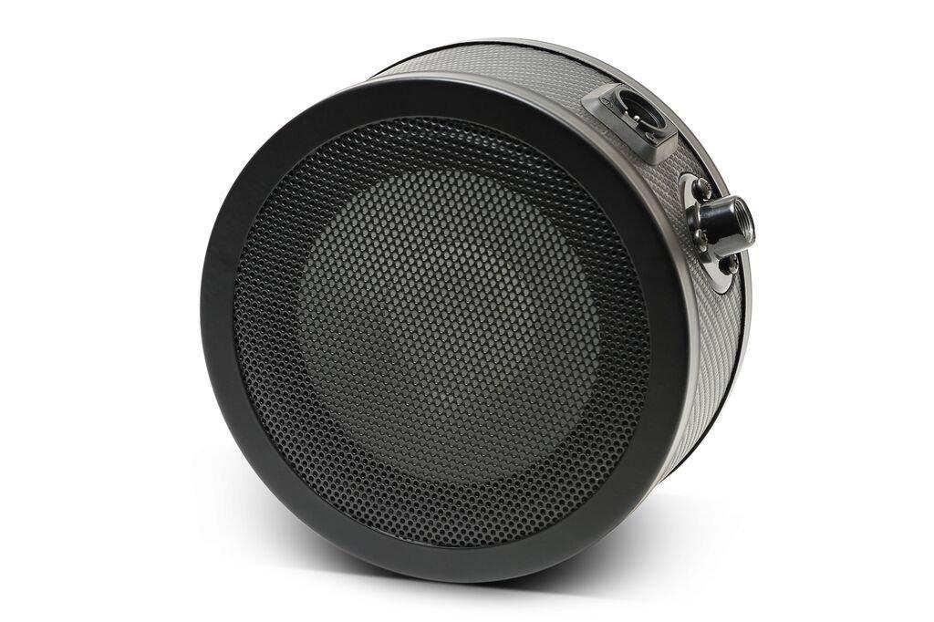 SOLOMON MiCS LoFReQ Sub Microphone, Black by SOLOMON MiCS