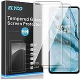 ELYCO Protector de Pantalla para OnePlus Nord, [2 Piezas] [Alta Definicion] 9H Dureza Anti-Caída/Anti-Rasguños Sin…