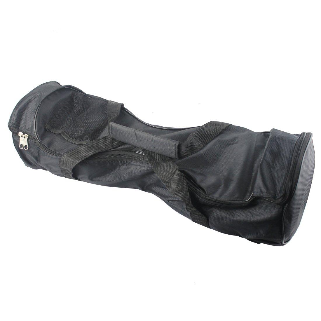 Bolsa para patinete eléctrico de dos ruedas (16,5 cm, color negro)